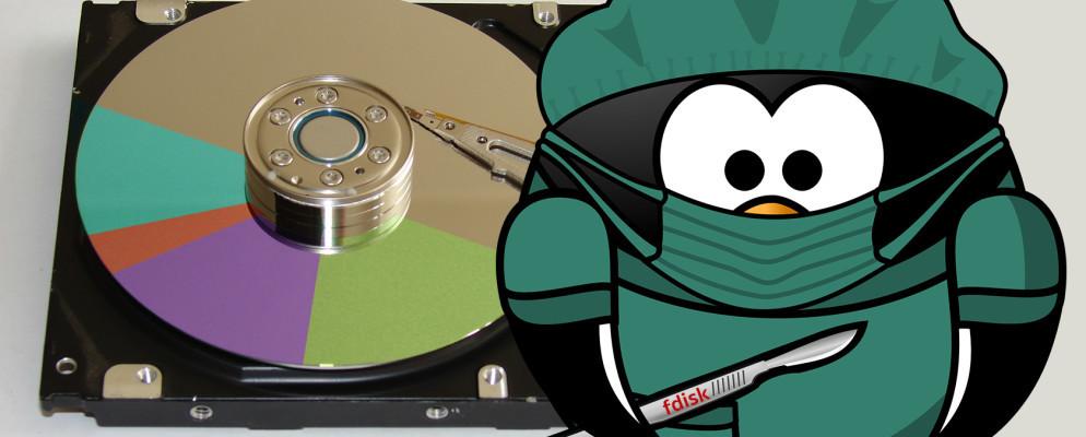 Додавання нового диску в Linux Debian